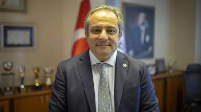 Gazi Üniversitesi Tıp Fakültesi Dekanı, Halk Sağlığı Anabilim Dalı Başkanı ve Sağlık Bakanlığı Toplum Bilimleri Kurulu üyesi Prof. Dr. Mustafa Necmi İlhan,