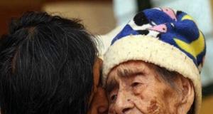 Kadın tam 127 yaşında