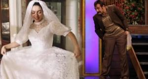Merve Dizdar'dan Gürhan Altundaşar'a: Sen kocamsın ayıp!