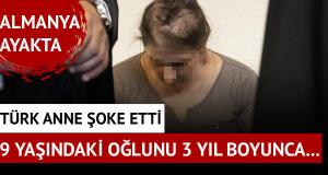 Almanya Türk Annenin Rezilliğini Konuşuyor