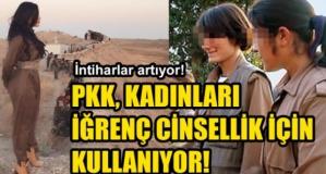 PKK'da bu olaylar artıyor