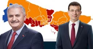 23 Haziran İstanbul seçimleri ile ilgili ilk anket açıklandı