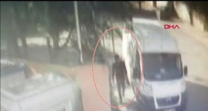 İstanbul'da Suriye'li dehşeti