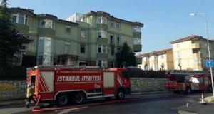 Şarkıcı Çılgın Sedat'ın evinde yangın!