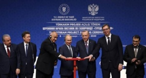 Türk Akım projesi üyelerine tehdit