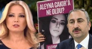 Adalet Bakanı'ndan Flaş Müge Anlı Açıklaması!