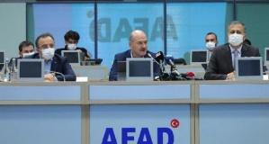 İçişleri Bakanı Soylu: İstanbul'da deprem tatbikatı yapılacak