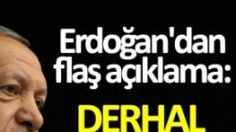 Erdoğan: Görevden Alırım
