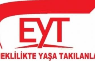 Emeklilikte yaşa takılanlardan EYT'lilerden Cumhurbaşkanı Recep Tayyip Erdoğan kararı