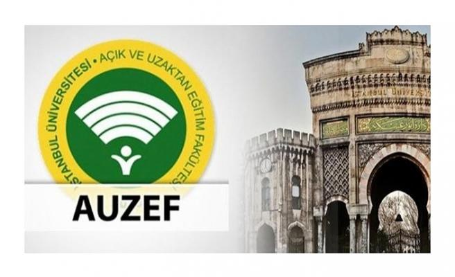 İstanbul Üniversitesi Auzef Vize Sınavları