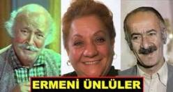 Ermeni Asıllı Ünlüler