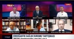 Uzman Prof. Dr Erdoğan'ın Hastalığını Canlı Yayında Açıkladı