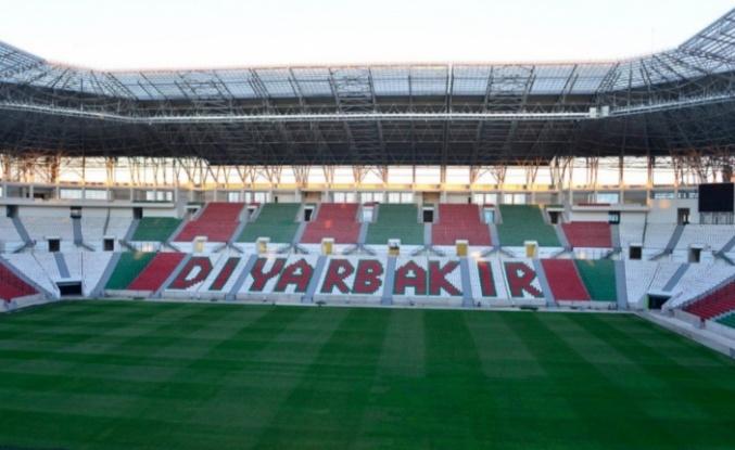 Başkan Erdoğan Diyarbakır Stadı açılışında