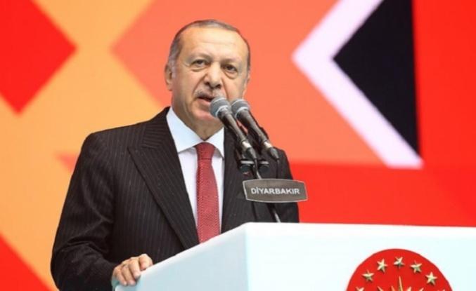 """Başkan Erdoğan: """"Saldırıları fırsata çeviren kişileri unutmayacağız"""""""