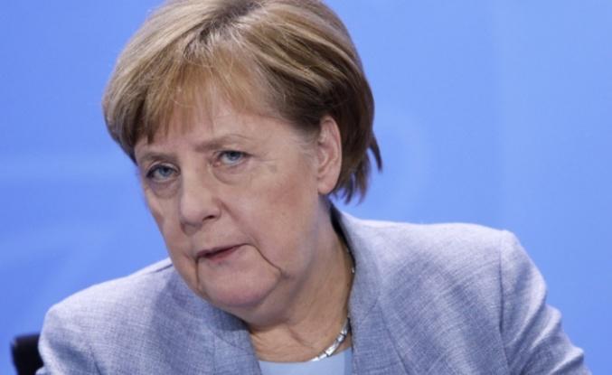 Merkel sessizliğini bozdu: Asla kabul etmiyorum